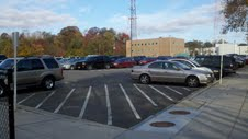 Large parking lot at Fort Totten slated for redevelopment