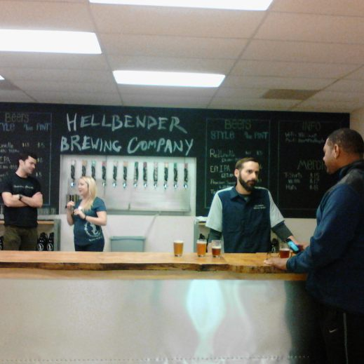 Hellbender soft opening