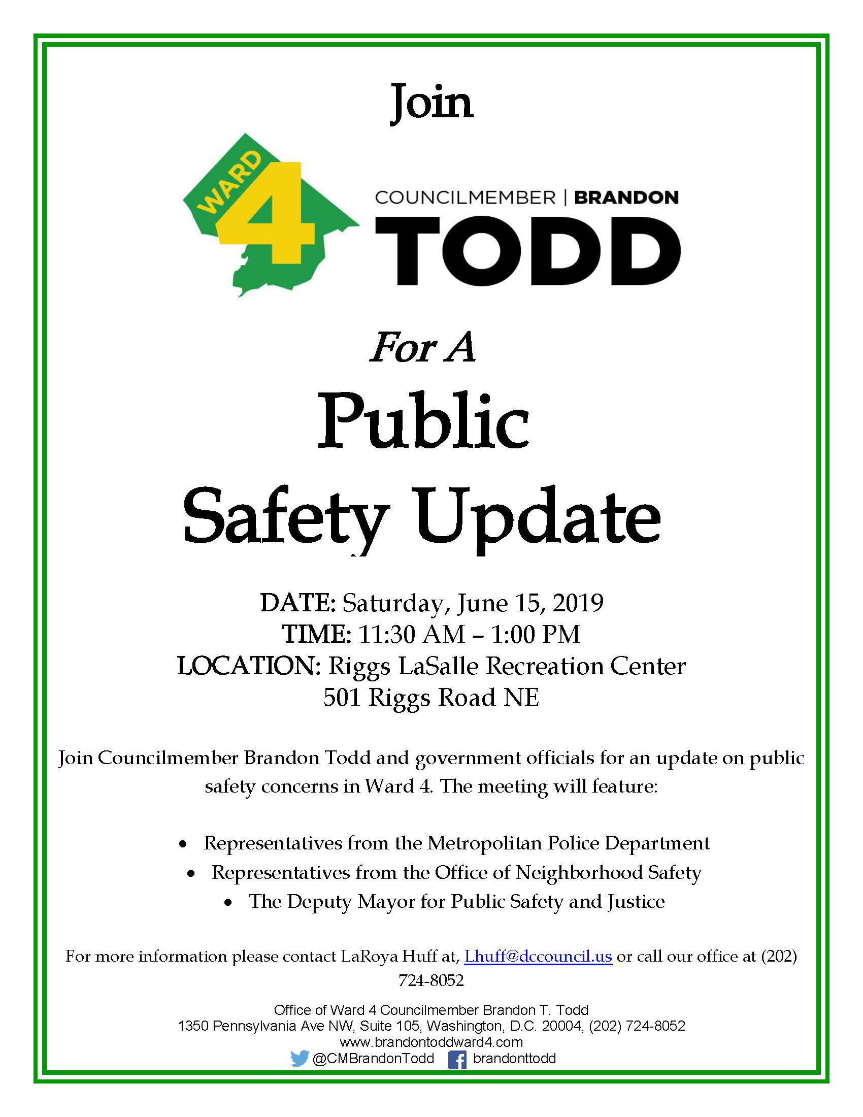 Public safety dating sites